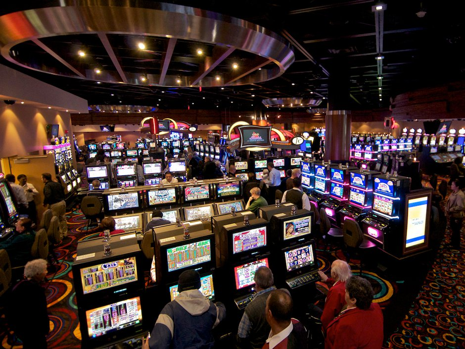 Casino Cash Experiment